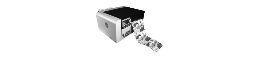 Impresoras de etiquetas a color