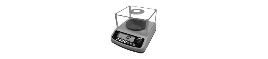 Balanzas solo peso, cuentapiezas y de precisión